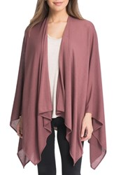 Bun Maternity Cozy Up Three Way Nursing Wrap Mauve Horizon
