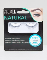 Ardell Lashes 110 Blk 110 Blk Black