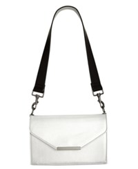 Inc International Concepts Yvonn Crossbody With Interchangeable Straps Only At Macy's Silver
