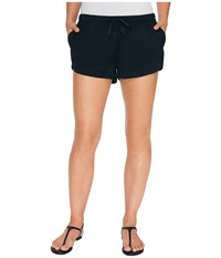 Rvca Yume Short Black Women's Shorts