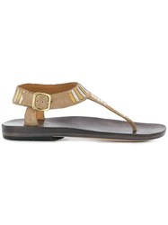 Calleen Cordero Cleo Sandals Brown