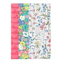 Liberty London Theodora A6 Layflat Notebook