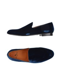 Etro Loafers Dark Blue