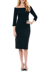Laundry By Shelli Segal Women's Bandage Knit Sheath Dress