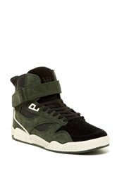 Supra Bleeker High Top Sneaker Green