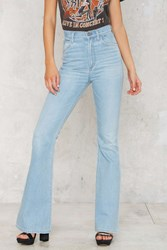 Nasty Gal Citizens Of Humanity Cherie Flared Jeans