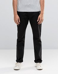French Connection Chino Trouser Black
