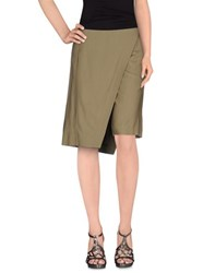 Malloni Skirts Knee Length Skirts Women