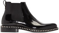 Givenchy Black Studded Chelsea Boots