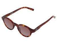 John Varvatos V756 Tortoise Fashion Sunglasses Brown