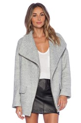 Lovers Friends X Revolve Merci Coat Gray