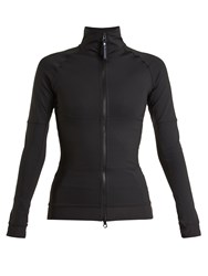 Adidas By Stella Mccartney The Midlayer Performance Jacket Black