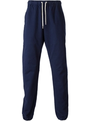 Soulland 'Bomholt' Track Pants Blue