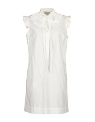 Polo Jeans Company Short Dresses White