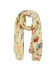 Cacharel Scarves Yellow