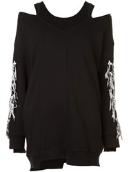 Haculla The Edge Sweatshirt Black