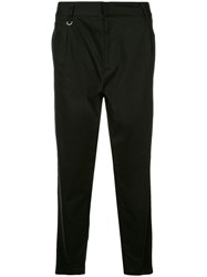 Makavelic Utility Tapered Pants Black