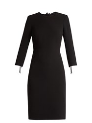 Max Mara Lampone Dress Black