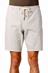 7 Diamonds Carrera Trim Fit Shorts Sand