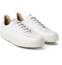 Spalwart Court Leather Sneakers White