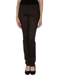 Cristinaeffe Casual Pants Dark Brown