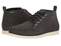 Eastland 1955 Edition Seneca Black Canvas Lace Up Boots