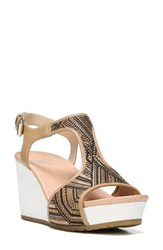 Dr. Scholl's Women's 'Original Collection Wiley' Wedge Sandal Nude