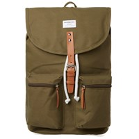 Sandqvist Roald Backpack Green