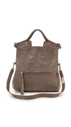 Foley Corinna Mid City Bag Sterling