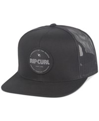 Rip Curl Men's Masters Truck Hat Black