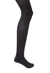 Forever 21 Heart Patterned Tights