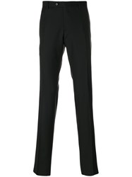 Salvatore Ferragamo Tailored Trousers Black