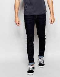 Farah Skinny Jeans In Stretch Denim