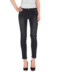 Maison Clochard Jeans Black