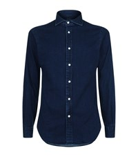 Polo Ralph Lauren Denim Stretch Shirt Male