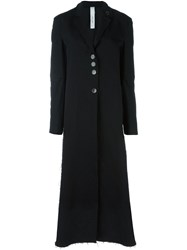 Damir Doma 'Callas' Coat Black