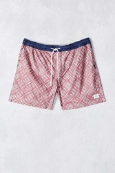 Globe Sterling Pool Short Red