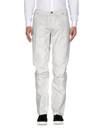 Tom Rebl Casual Pants Light Grey