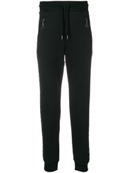 Love Moschino Elasticated Waist Track Pants Black