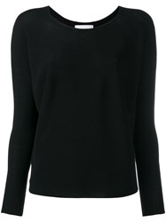 Christian Wijnants Knitted Sweater Women Cotton Viscose S Black