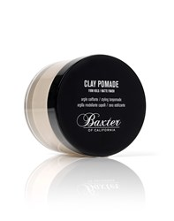 Baxter Of California Hair Pomade Clay 60Ml Black
