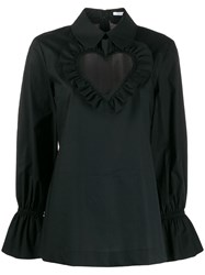 Vivetta Heart Neck Blouse 60