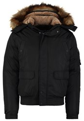 Urban Classics Winter Jacket Black
