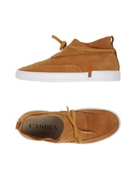 Casbia Sneakers Brown