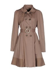 Mina Coats And Jackets Full Length Jackets Women Beige